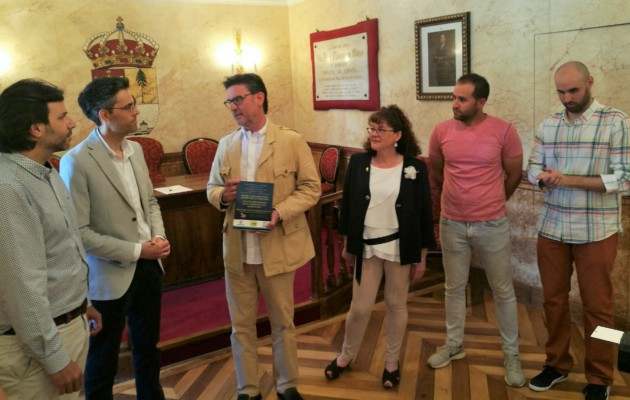 El Ayuntamiento del Real Sitio de San Ildefonso recibe la distinción a la mejor iniciativa de desarrollo económico local de Castilla y León 2017