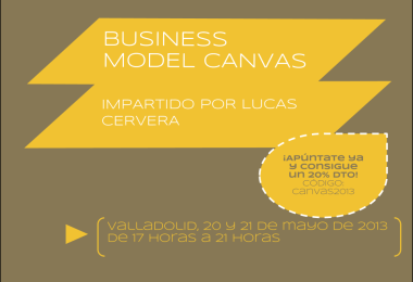 Taller sobre negocios innovadores y rentables con Business model Canvas