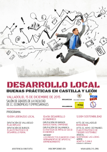 Jornada Desarrollo local
