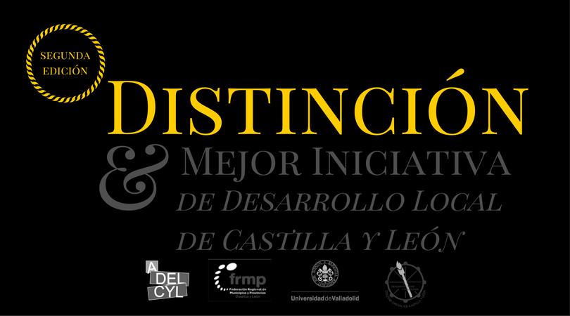 Distinción a la mejor iniciativa de desarrollo local de Castilla y León